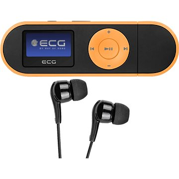 ECG PMP 20 4GB Black&Orange (8592131176096)