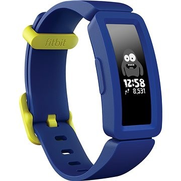 Fitbit Ace 2 Night Sky / Neon Yellow Clasp (FB414BKBU)