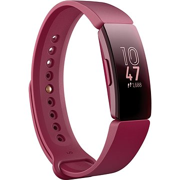 Fitbit Inspire - Sangria (FB412BYBY)