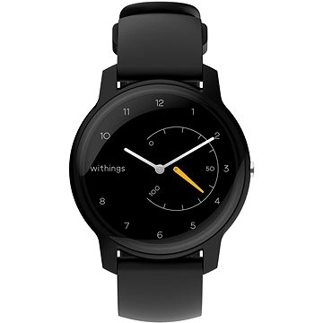 b67088686 Withings Move - Black / Yellow (3700546705205)