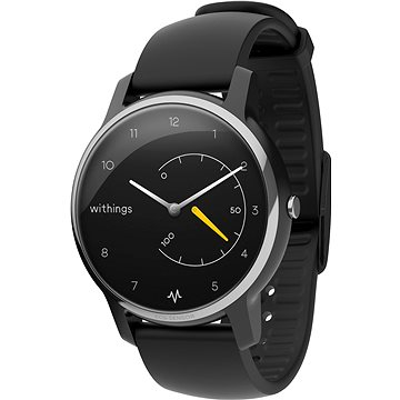 Withings Move ECG - Black (HWA08-model 1-all)