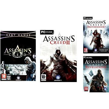 Assassins Creed Complete Edition  (3307215785423)