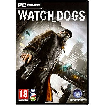 Watch Dogs CZ + ZDARMA Digitální předplatné LEVEL - Level253