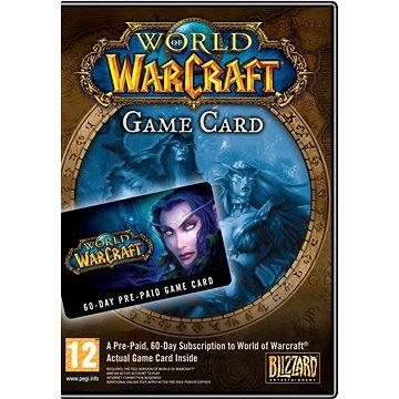 World of Warcraft (prepaid card) - pro PC (22342EU) + ZDARMA Digitální předplatné LEVEL - Level253