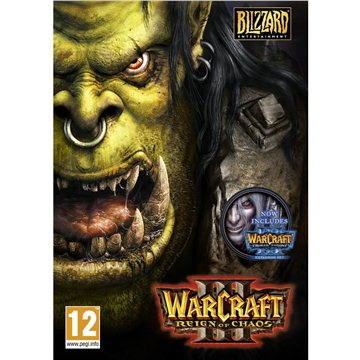 Warcraft 3 Gold Edition (23765)
