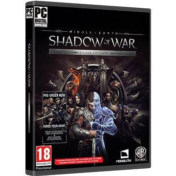 Middle-earth: Shadow of War Silver Edition (5908305219965)