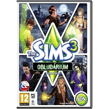The Sims 3: Obludarium (Supernatural) (MXX09209676)
