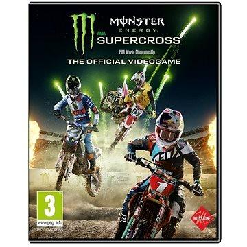 Monster Energy Supercross (8059617107000)