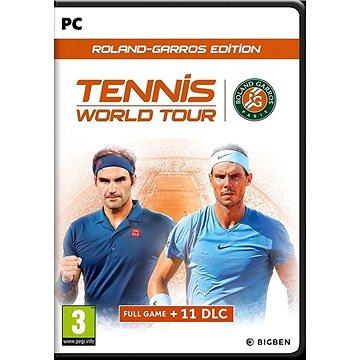 Tennis World Tour - RG Edition (3499550375053)