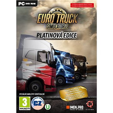 Euro Truck Simulator 2: Platinová edice (8592720123586)