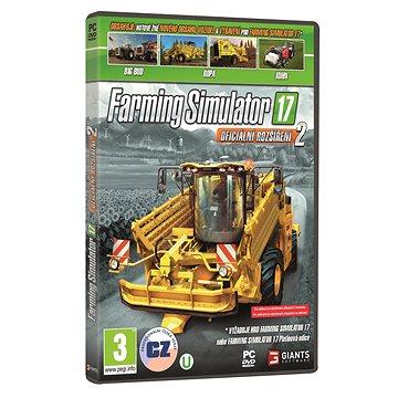 Farming Simulator 17 - Oficiální rozšíření 2 (8592720123722)