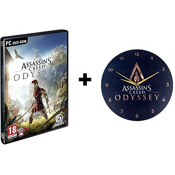 Assassins Creed Odyssey + Hodiny (3307216093541)