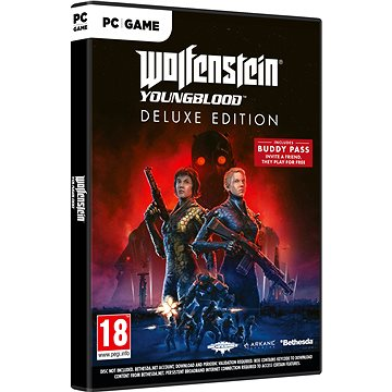 Wolfenstein Youngblood Deluxe Edition (5055856425281)