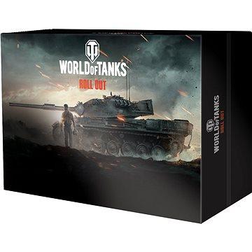 World of Tanks - sběratelská edice - PC, PS4, Xbox One (3760247880175)