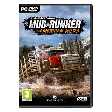Spintires: MudRunner - American Wilds Edition (3512899120631)