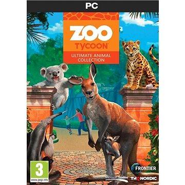 Zoo Tycoon: Ultimate Animal Collection (9120080073068)
