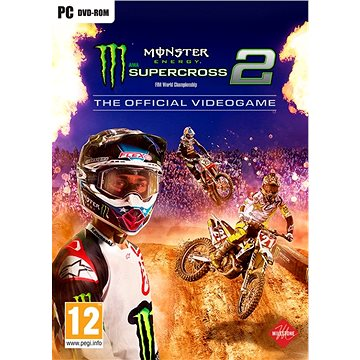 Monster Energy Supercross - The Official Videogame 2 (8059617109165)