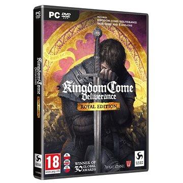 Kingdom Come: Deliverance Royal Edition (4020628746308)