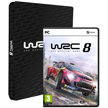 WRC 8 The Official Game Collectors Edition (3499550381092)