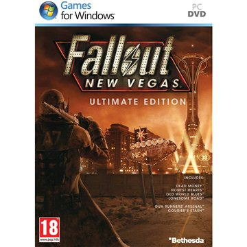 Fallout: New Vegas (Ultimate Edition) (8595071032910)