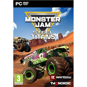 Monster Jam: Steel Titans (9120080074027)
