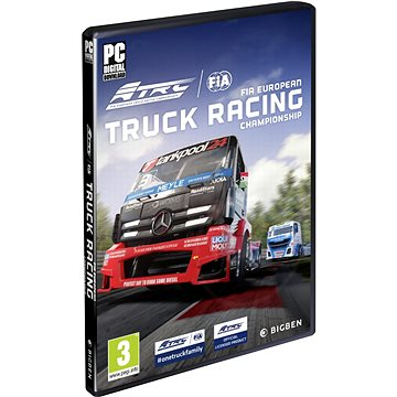 FIA European Truck Racing Championship (3499550374315)