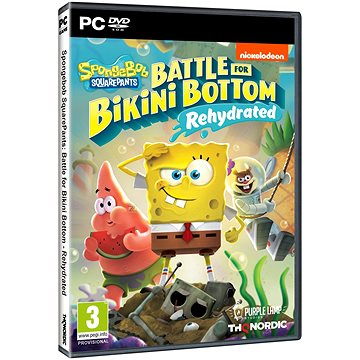Spongebob SquarePants: Battle for Bikini Bottom - Rehydrated (9120080074508)