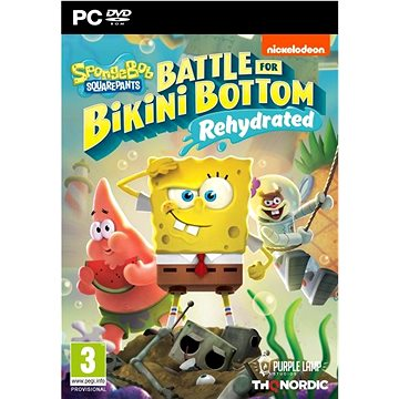 Spongebob SquarePants: Battle for Bikini Bottom – Rehydrated Shiny Edition(9120080075369)