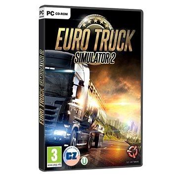 Euro Truck Simulator 2 (8592720121193) + ZDARMA Digitální předplatné LEVEL - Level253