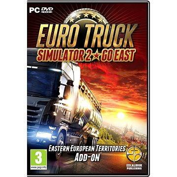 Euro Truck Simulator 2: Na východ! CZ (8592720121506)
