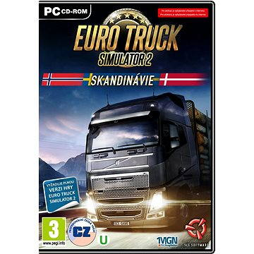 Euro Truck Simulator 2: Skandinávie CZ (8592720122275) + ZDARMA Digitální předplatné LEVEL - Level253