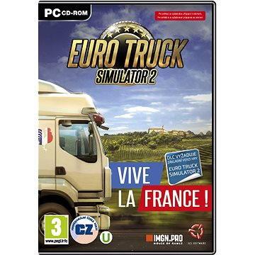 Euro Truck Simulator 2: Vive la France! (8592720122664)