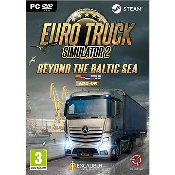Euro Truck Simulator 2: Pobaltí (8592720123937)