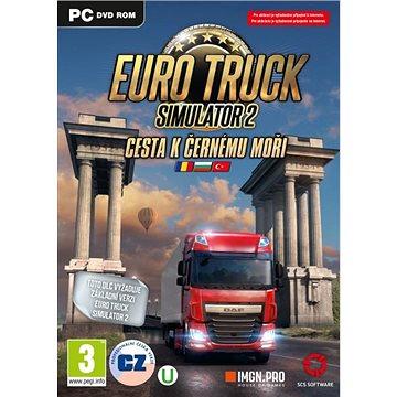Euro Truck Simulator 2: Cesta k Černému moři (8595172607840)