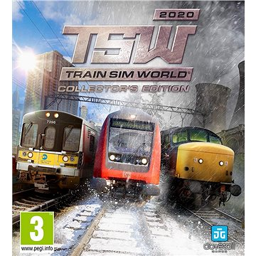 Train Sim World 2020 - Collectors Edition (5060206690967)