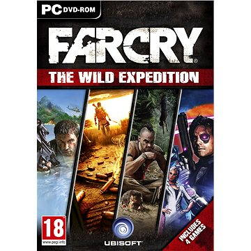 Far Cry: The Wild Expedition Compilation + ZDARMA Digitální předplatné LEVEL - aktuální číslo