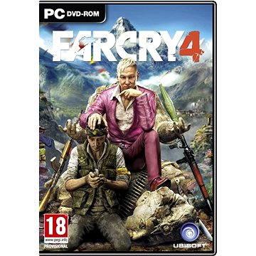 Far Cry 4 (3307215962091) + ZDARMA Digitální předplatné LEVEL - Level269