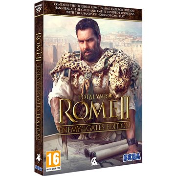 Total War: Rome II - Enemy at the Gates Edition (5055277036660)