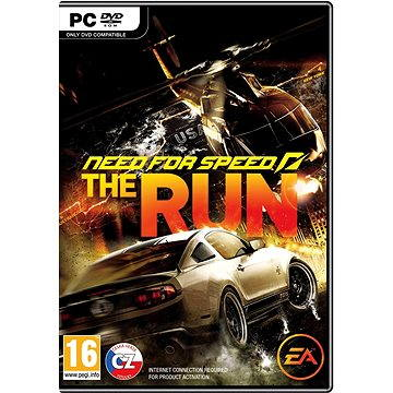 Need For Speed: The Run CZ (5030935104400)