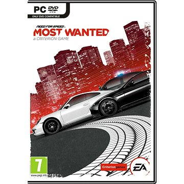 Need For Speed: Most Wanted (2012) (C0038137)