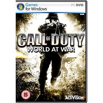 Call Of Duty 5: World At War (33247UK)