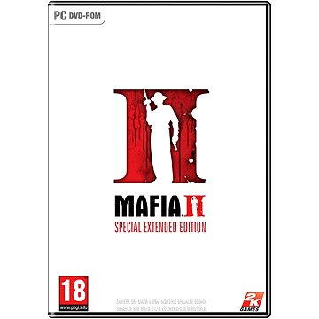 Mafia II (Special Extended Edition) CZ (5908305214229)