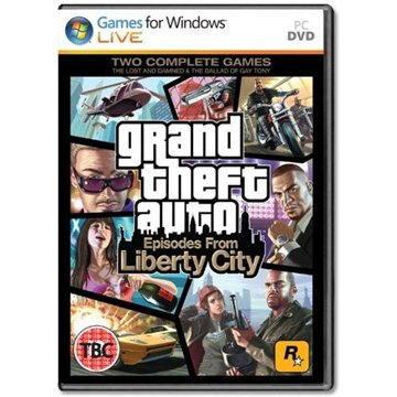 Grand Theft Auto IV: Episodes from Liberty City (Kolekce Klasiky) (8595071032866)