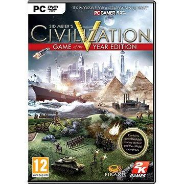 Civilization V GOTY NPG (8595071033047)