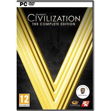 Civilization V The Complete Edition (5026555063265)