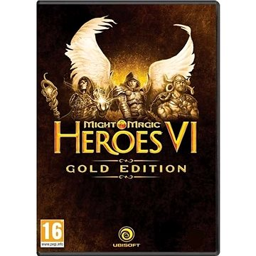 Might & Magic Heroes VI (Gold Edition) (8595172604979)