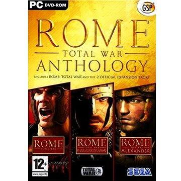 Rome: Total War Anthology (590761072404100030) + ZDARMA Digitální předplatné LEVEL - aktuální číslo