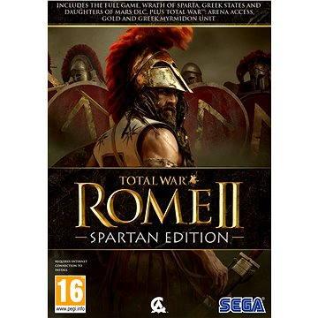 Total War: Rome 2 Spartan Edition CZ (5908305211716)