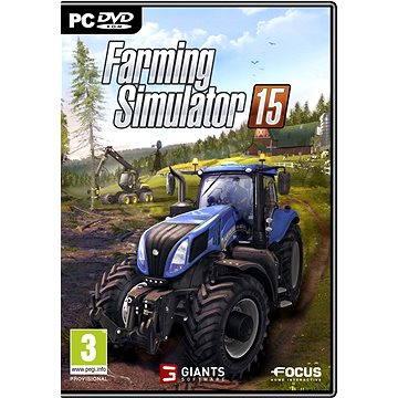 Farming Simulator 2015 CZ (8592720122169) + ZDARMA Digitální předplatné LEVEL - Level253
