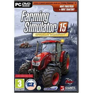 Farming Simulator 15 - Oficiální rozšíření Zetor (8592720122329)